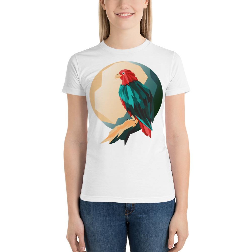 tshirt test iv  highku apparel
